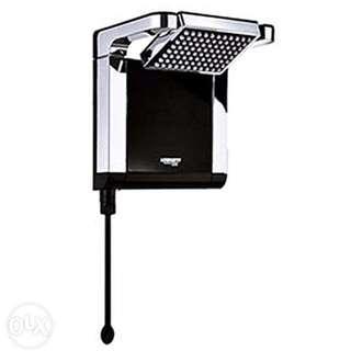 Acqua Star Shower head Ultra Black Chrome