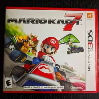 3DS MarioKart 7