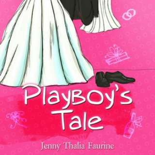 Ebook Playboys Tale - Jenny Thalia Faurine