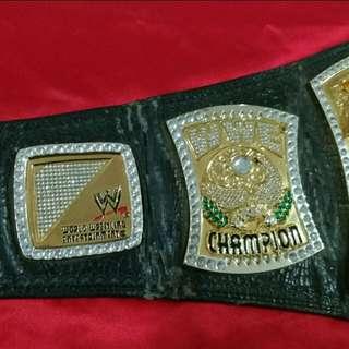 WTS: WWE WWF World Heavyweight Championship Spinner Belt Replica
