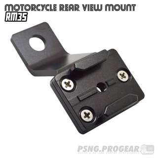 Motorcycle Rear View Mount
