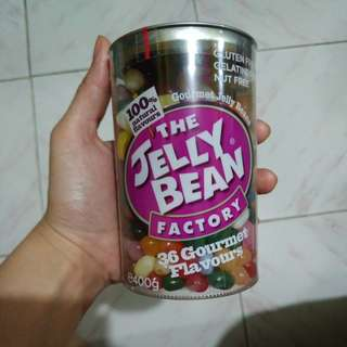 THE JELLY BEAN FACTORY