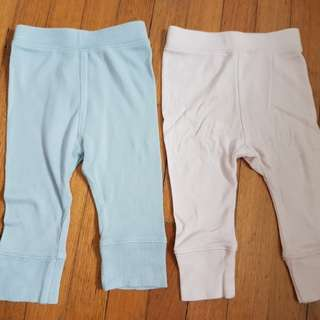 Bamboo Material Baby Pants