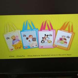 Magnolia Disney Tsum Tsum Tote Bags