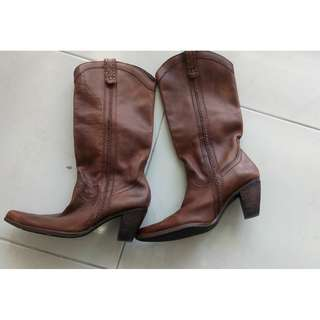 Women Boot pure leather from Brazil