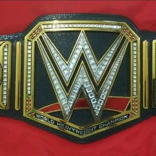 WTS: WWE Championship Replica Title Belt (2014) Signed By Daniel Bryan