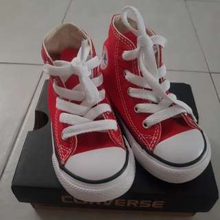 Converse Toddler Chuck Taylor (High Tops)
