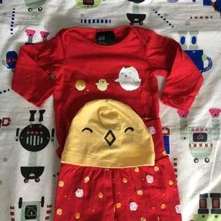 H&M Baby set