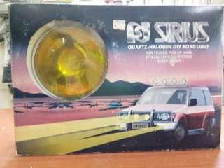 "4x4 6"" sport light (yellow)"