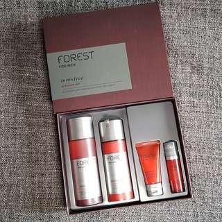 innisfree Forest For Men - Premium Set