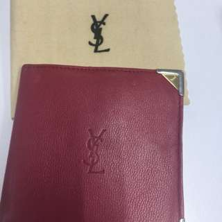 Rush:Auth Vintage YSL wallet
