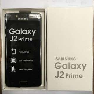 Samsung Grand Prime Plus / J2 Prime Black 8GB Like New