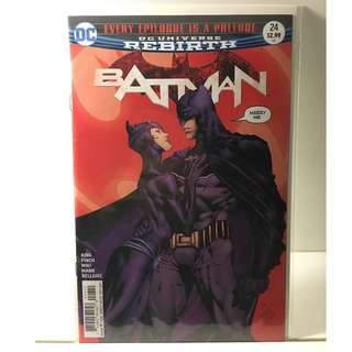 [RARE] Batman #24 (Catwoman Proposal Issue) - DC Comics