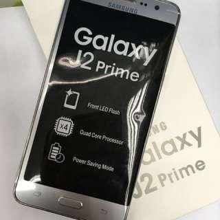 Samsung Grand Prime Plus / J2 Prime Silver 8GB Like New