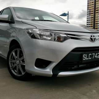 2016 vios no contract needed