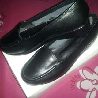 MARIKINA BLACK SHOES