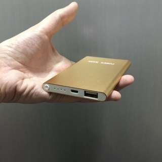 Portable Powerbank Compatible With Your Handphone, ipad
