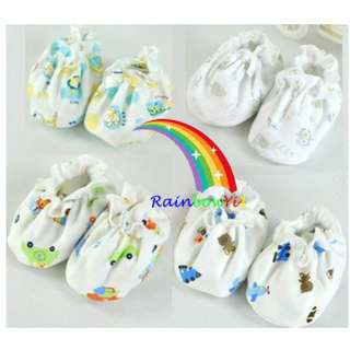 Baby Booties (All for RM7)