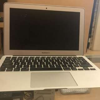 "11"" MacBook Air (mid 2012) 4GB"