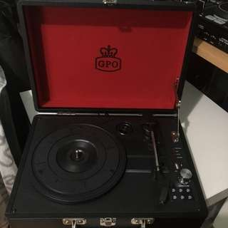 GPO Attache (Attaché) Record Player (Vinyl)