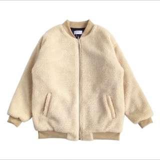 🚚 🐑羔毛保暖外套💓超可愛