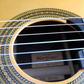 Martinez Classical Guitar MCG 95S