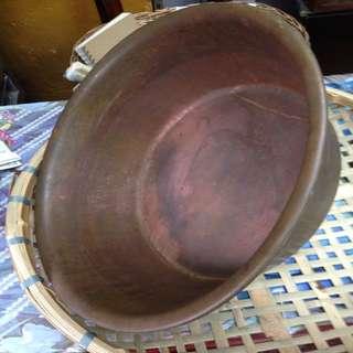 青銅洗面盆舊物