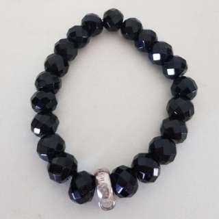 Thomas sabo black bracelet