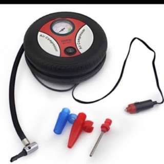 Portable Air Compressor For Flat Tyres