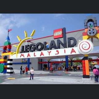 Legoland Malaysia Theme Park and Water Park