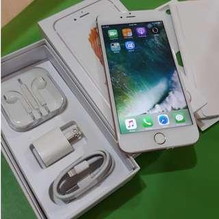 iPhone 6s plus 64GB Original with complete accessories