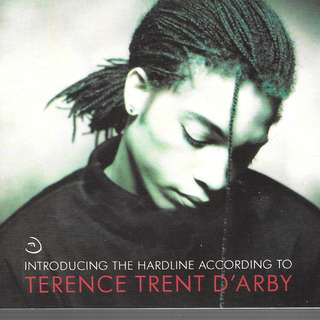 MY CD - THE HARDLINE ACCORDING TO TERENCE TRENT D'ARBY - FREE DELIVERY