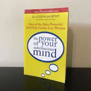 Self-Help Guide (the power of your subconscious mind by Dr. Joseph Murphy)