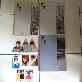 [READY STOCK] GOT7 7 FOR 7 PRESENT EDITION UNSEALED