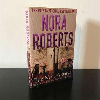 The Next Always by Nora Roberts (International Bestseller)