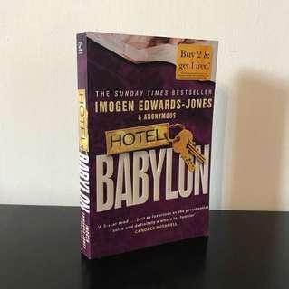 Hotel Babylon by Imogen Edward-Jones (The Sunday Times Bestseller)