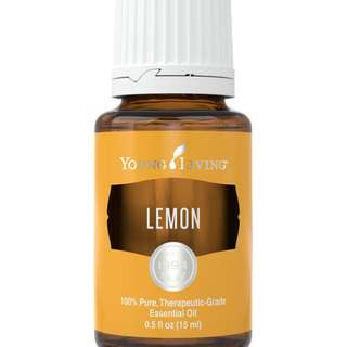 [FREE MAIL] Young Living Lemon 15ml