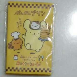 Pompompurin cny envelope ang bao pack