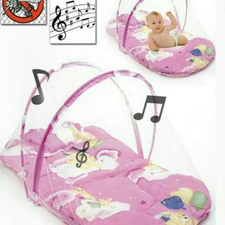 Baby Mosquito Net with Music