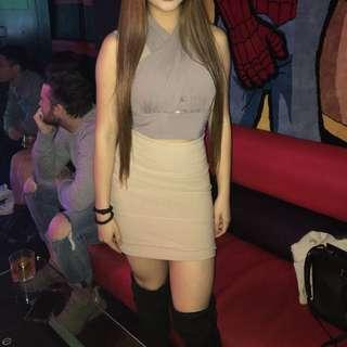 Bardot Clubbing Top