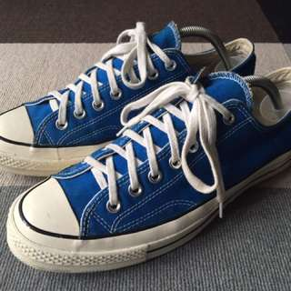 🚚 Converse chuck Taylor 1970 70s all star blue us9.5 28cm