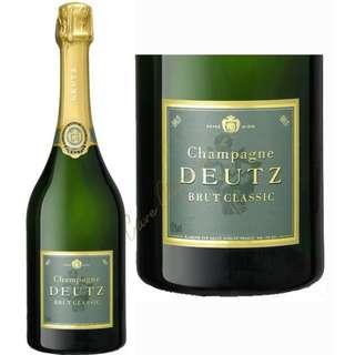 Deutz Brut Classic Champagne NV (法國香檳 Deutz NV)
