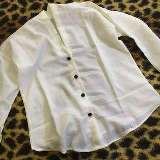 White shirt / kemeja putih
