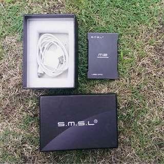 SMSL M2 Portable Dac+Amp