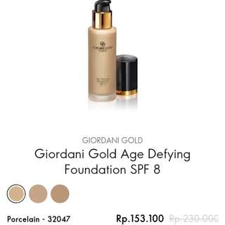 GIORDANI GOLD foundation