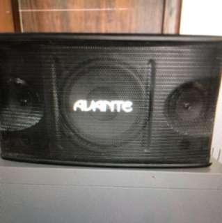 Advante Home Theatre Speaker (2pcs)