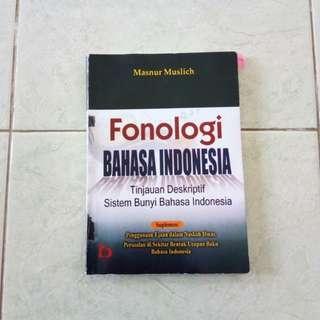 Buku fonologi