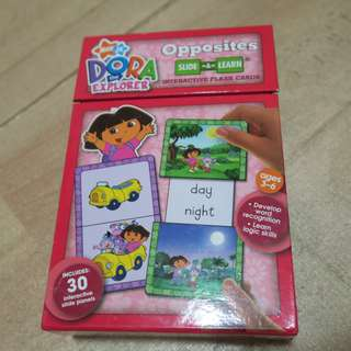 DORA Word Recognition and Logic Cards
