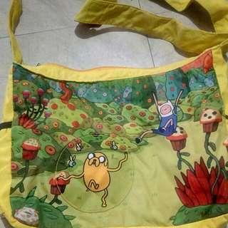 Fin ang Jake sling bag