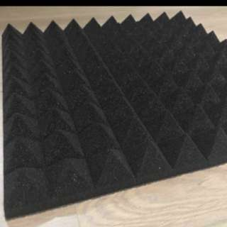 Acoustic Foam Panel High Density